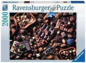 Ravensburger Puzzle Schokoladenparadies 2000T