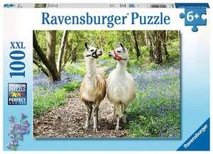 Ravensburger Puzzle Flauschige Freundschaft 100T