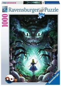 Ravensburger Puzzle Abenteuer mit Alice 1000T