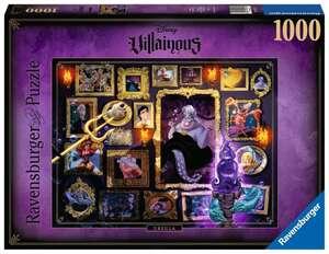 Ravensburger Puzzle Disneys Villainous Ursula1000T