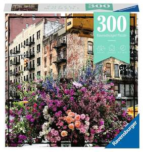 Ravensburger Puzzle Flowers in New York 300T