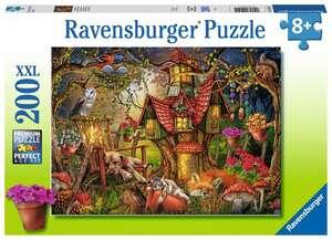 Ravensburger Puzzle Das Waldhaus 200T