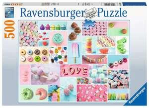 Ravensburger Puzzle Süße Verführung 500T