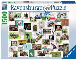 Ravensburger Puzzle Funny Animals Collage 1500T