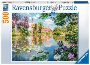 Ravensburger Puzzle Märchen Schloss Muskau 500T
