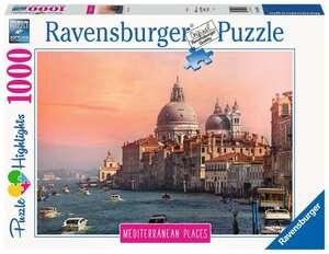 Ravensburger Puzzle Mediterranean Italy 1000T