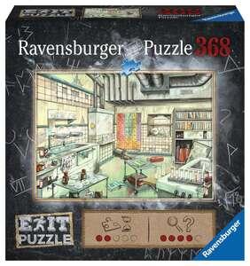 Ravensburger Puzzle Exit Das Labor 759T