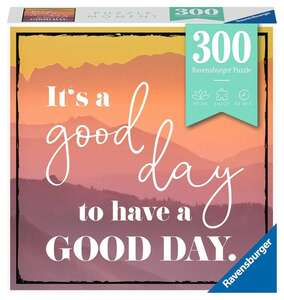 Ravensburger Puzzle A good Day 300T