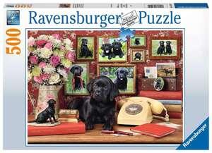 Ravensburger Puzzle Meine treuen Freunde 500T