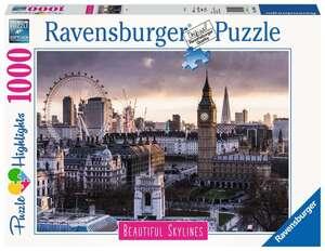 Ravensburger Puzzle London 1000T