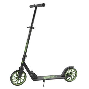 Best Scooter 200mm schwarz grün