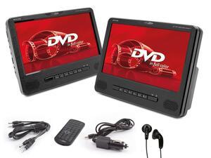 Caliber Portable 22,8Cm (9 Zoll) Dvd-Player-Set Mpd298