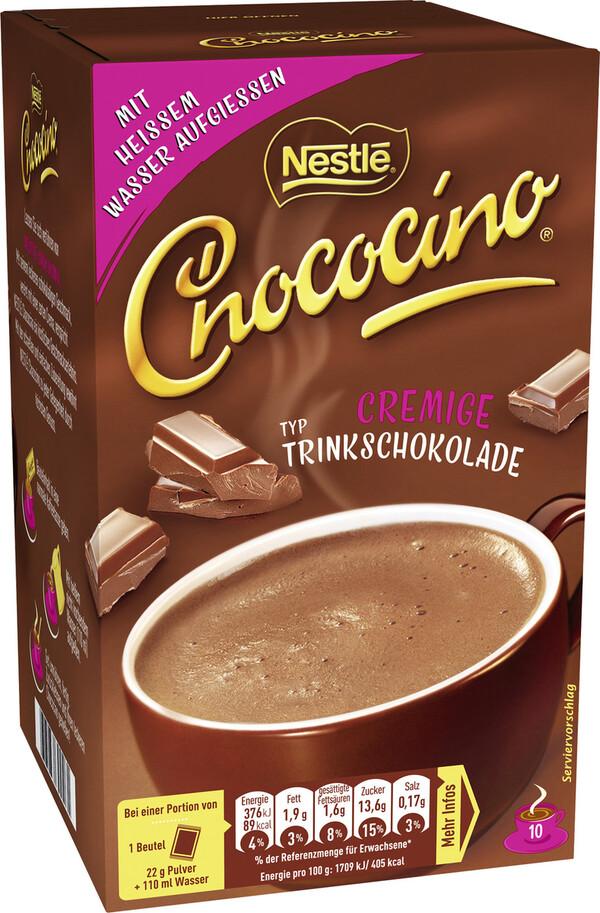 Nestle Chococino Cremige Trinkschokolade 220g