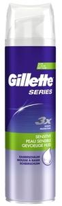 Gillette Series Rasierschaum Sensitive 250 ml