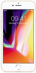 Apple iPhone 8, 11,9cm (4,7 Zoll), 64GB, 12MP, iOS 11, Farbe: Gold
