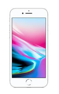 Apple iPhone 8, 11,9cm (4,7 Zoll), 64GB, 12MP, iOS 11, Farbe: Silber