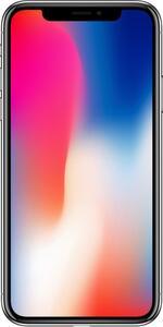 Apple iPhone X mit 64 GB in space grau
