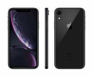Apple iPhone XR 15,5cm (6,1 Zoll), 128GB, 12MP, iOS 12, Farbe: Schwarz
