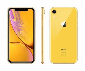 Apple iPhone XR mit 128 GB in gelb