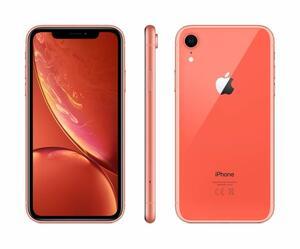Apple iPhone XR mit 128 GB in koralle