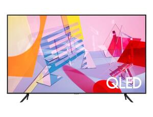 Samsung 4K Ultra HD QLED TV 163 cm (65 Zoll) GQ65Q60TG, Sprachassistenten, Smart-TV, HDR10+