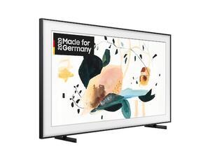 Samsung 4K Ultra HD QLED TV 163 cm (65 Zoll) The Frame GQ65LS03TAU Sprachassistenten, Smart-TV, HDR10+