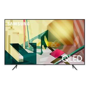 Samsung 4K Ultra HD QLED TV 189 cm (75 Zoll) GQ75Q70TGTXZG, Sprachassistenten, Smart-TV, HDR10+