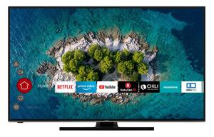 HITACHI U58K6100 Smart TV 58 Zoll (147 cm) I Fernseher (4K Ultra HD, HDR10, Dolby Vision HDR, Triple Tuner, Alexa, Bluetooth, HD+) I WLAN-Streaming Prime Video, Netflix, YouTube UVM