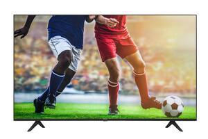 Hisense 4K Ultra HD LED TV 126cm (50 Zoll) 50A7100F Triple Tuner, HDR10, Smart TV
