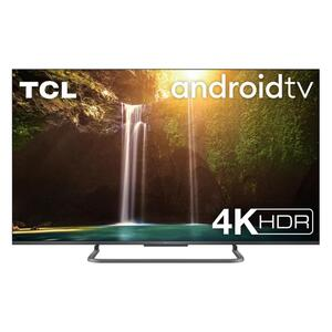 TCL 4K Ultra HD QLED TV 139cm (55 Zoll) 55P815, Triple Tuner, HDR10, Android Smart TV