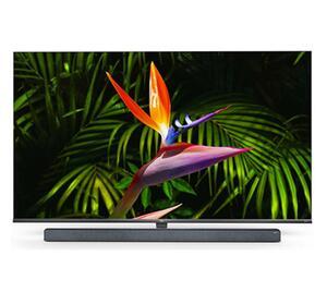 TCL 4K Ultra HD QLED Mini LED TV 165cm (65 Zoll), 65X10, Android Smart-TV, HDR Premium