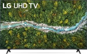 LG 4K Ultra HD LED TV 189cm (75 Zoll)  75UP77009LB, Triple Tuner, HDR10 Pro, Smart TV