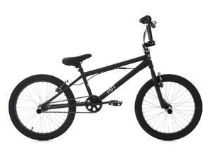 Freestyle-BMX Fatt schwarz
