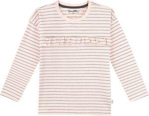 Baby Langarmshirt , Organic Cotton altrosa Gr. 68 Mädchen Baby