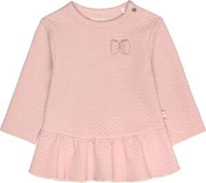 Baby Langarmshirt  pink Gr. 86 Mädchen Kleinkinder