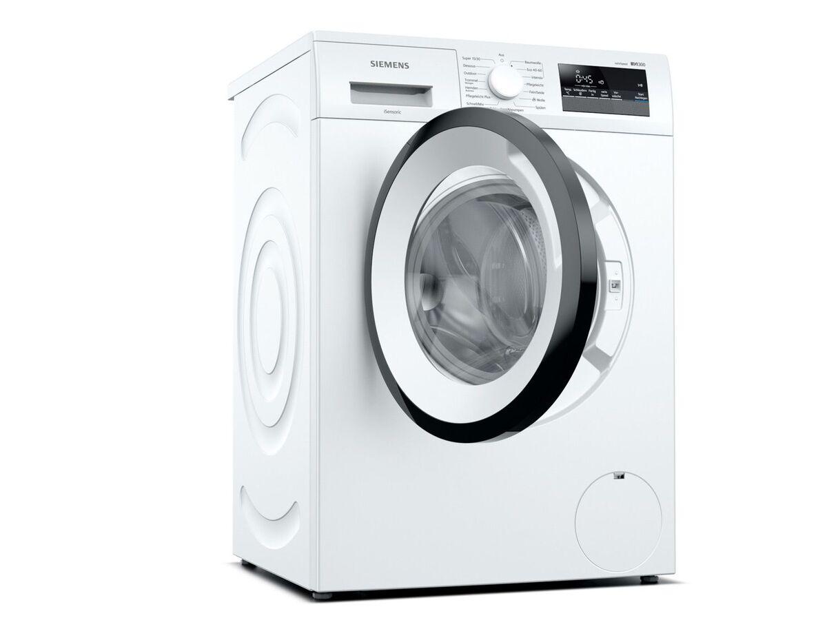 Bild 1 von Siemens WM14N122 Waschmaschine