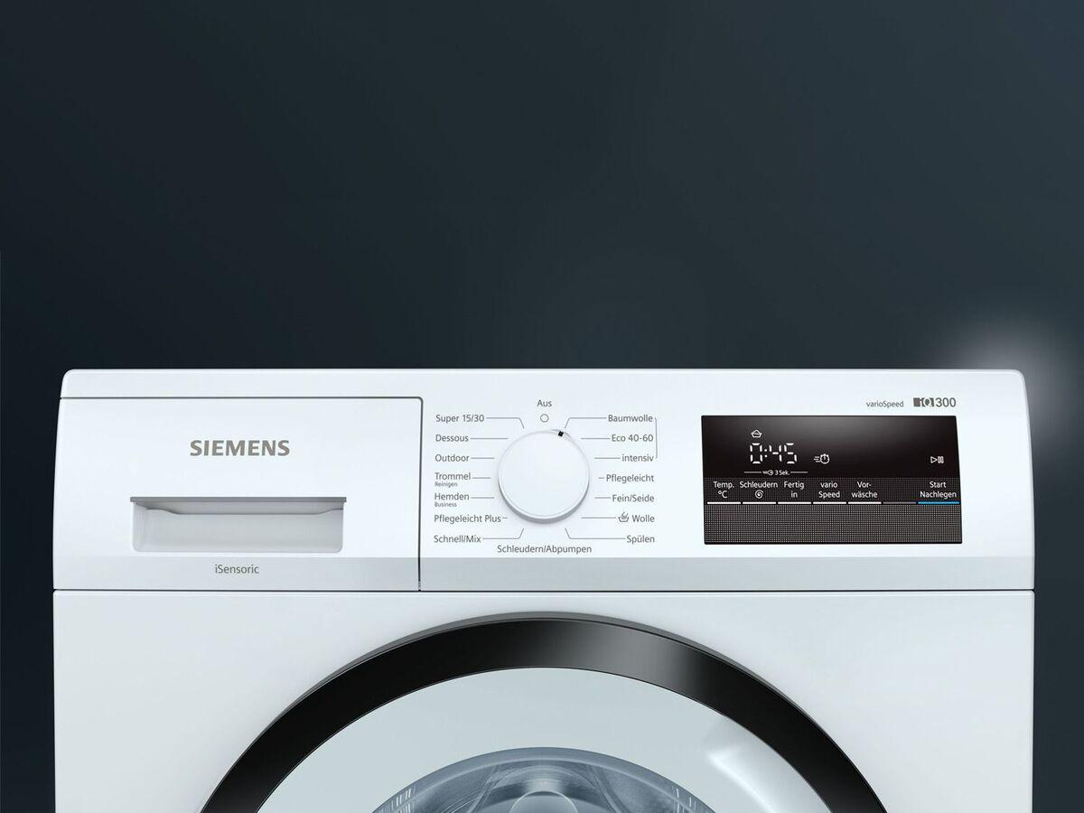 Bild 2 von Siemens WM14N122 Waschmaschine