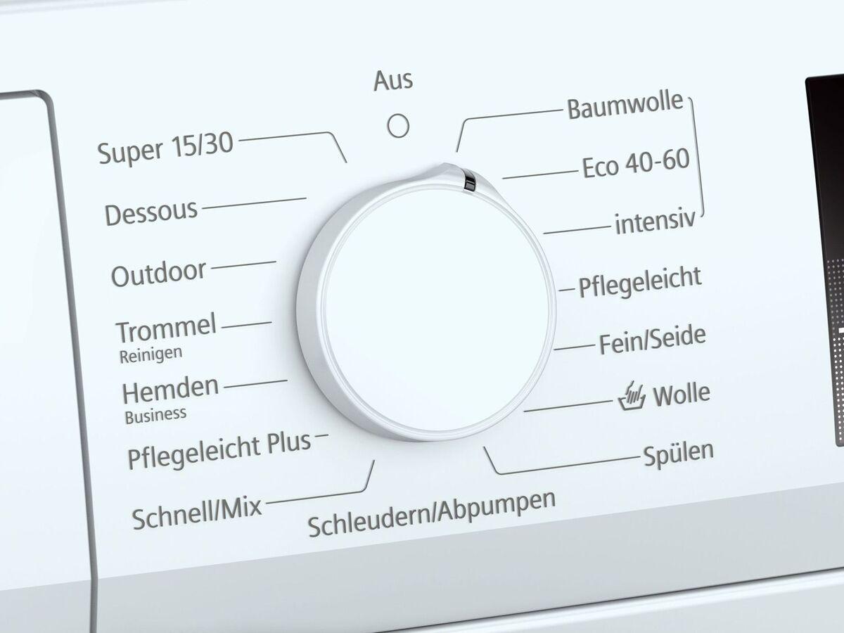 Bild 3 von Siemens WM14N122 Waschmaschine