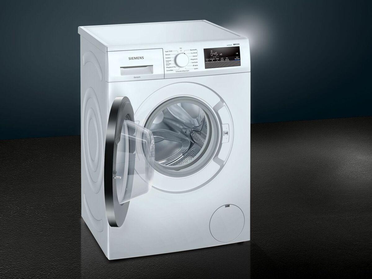Bild 4 von Siemens WM14N122 Waschmaschine