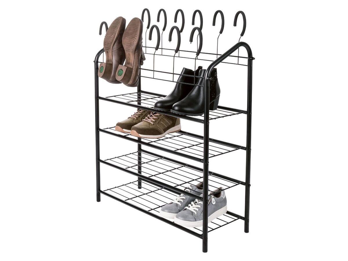 Bild 5 von LIVARNO LIVING® Schuhregal, für bis zu 18 Paar Schuhe