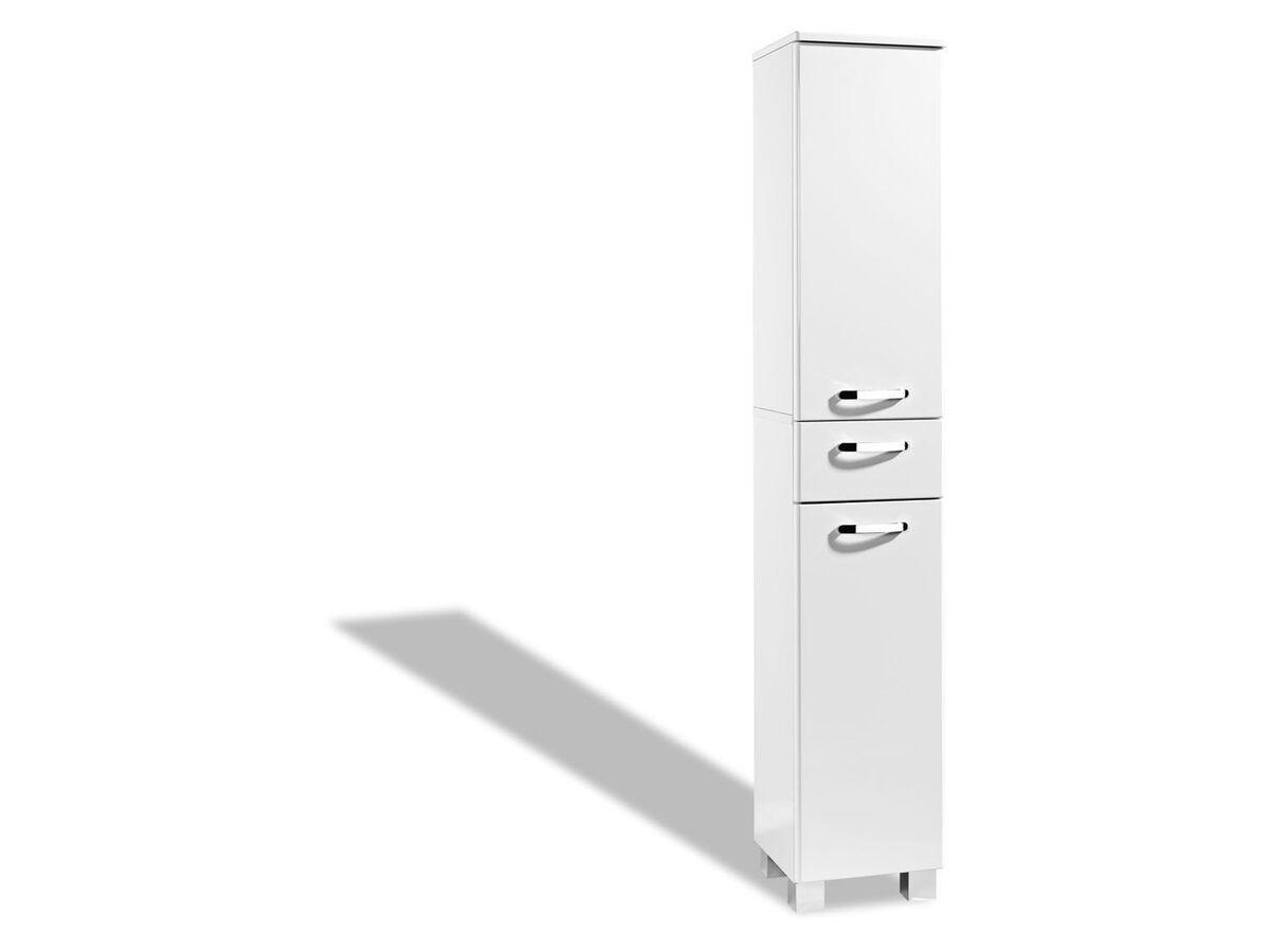 Bild 1 von LIVARNO LIVING® Seitenhochschrank, in Hochglanz-Optik