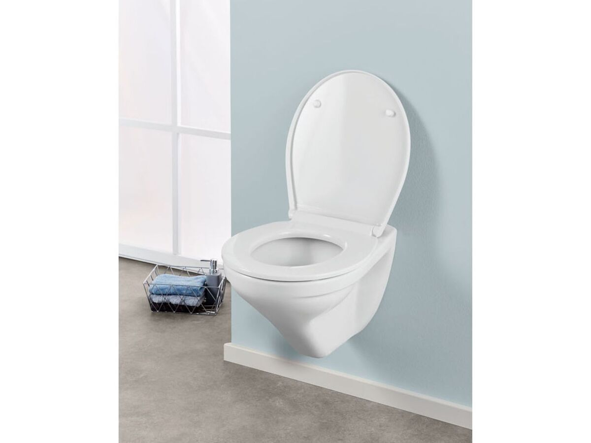 Bild 4 von MIOMARE® WC-Sitz, mit geräuschloser Absenkautomatik