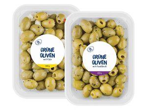 Chef Select & You Grüne Oliven