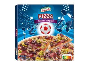 Trattoria Alfredo Pizza Quattro Stagioni