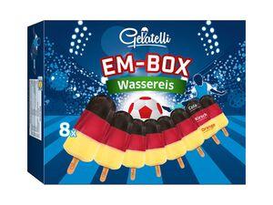 Gelatelli EM-Box Wassereis