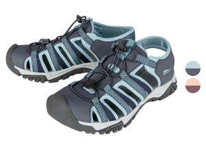 CRIVIT® Trekking Sandalen Damen, mit Klettverschluss