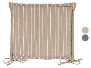 FLORABEST Wende-Sitzkissen für Klappstuhl 38 x 42 x 3 cm