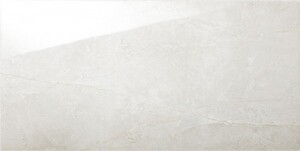 Wandfliese Alabastro grau 30 x 60 cm glasiert, glänzend, rektifiziert, Abr. 2