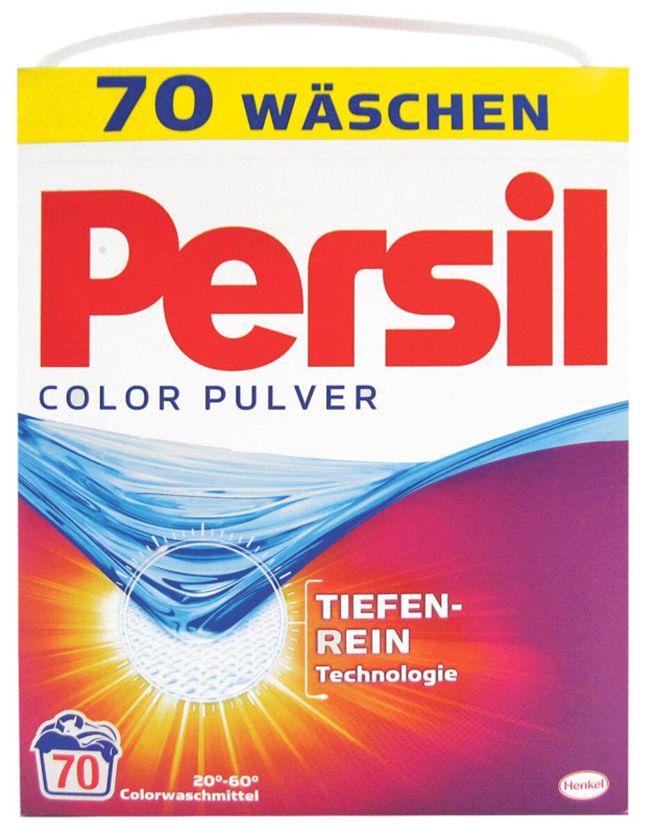 Bild 2 von Persil Waschmittel Pulver