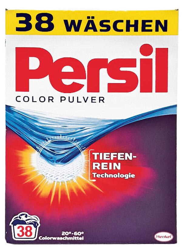 Persil Waschmittel Pulver